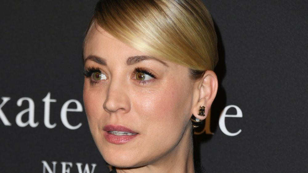 What Kaley Cuoco Looks Like Underneath All That Makeup
