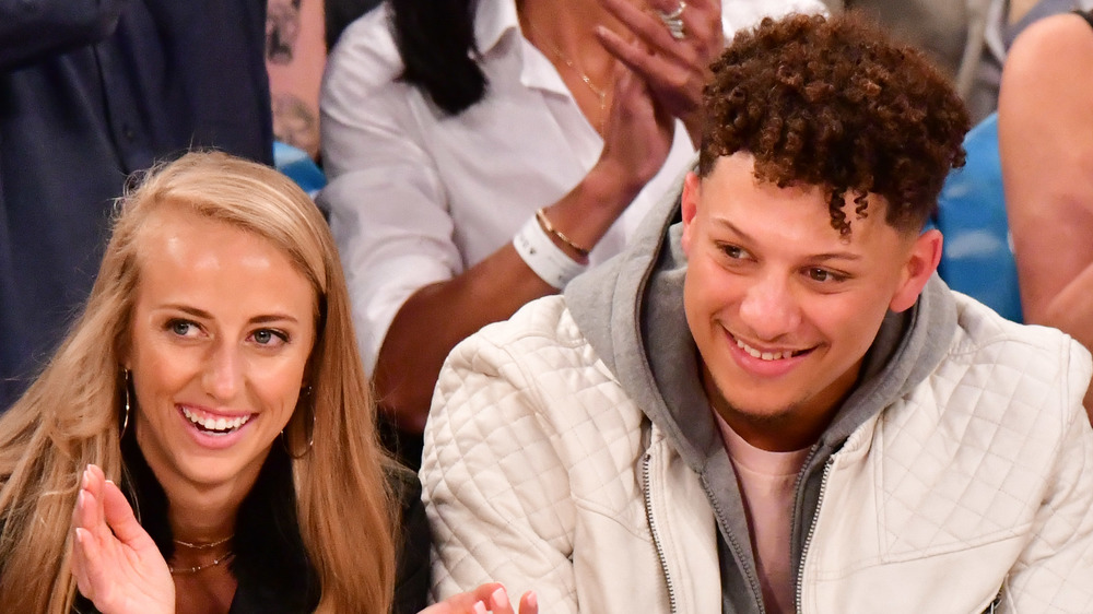 Patrick Mahomes' Fiancée Has Something To Say About His Super Bowl Loss