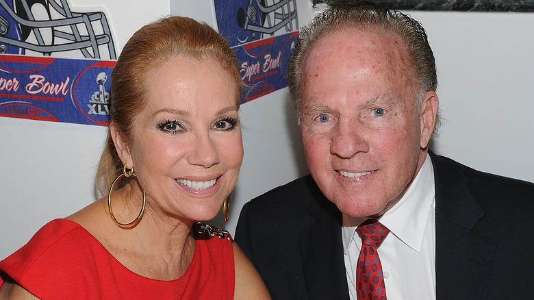 Kathie Lee Gifford and her late husband