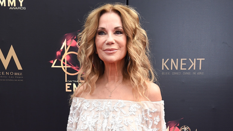 Kathie Lee Gifford at the Emmy Awards