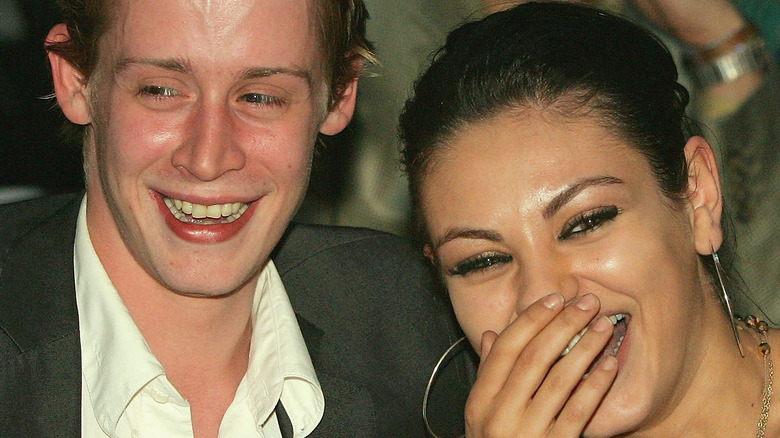 What We Know About Mila Kunis And Macaulay Culkin's Relationship