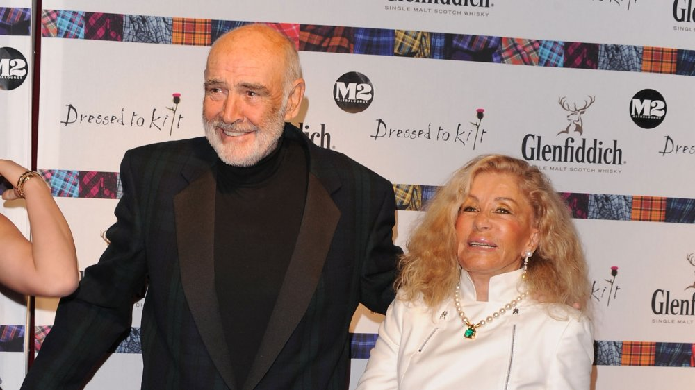 What you didn't know about Sean Connery's wife
