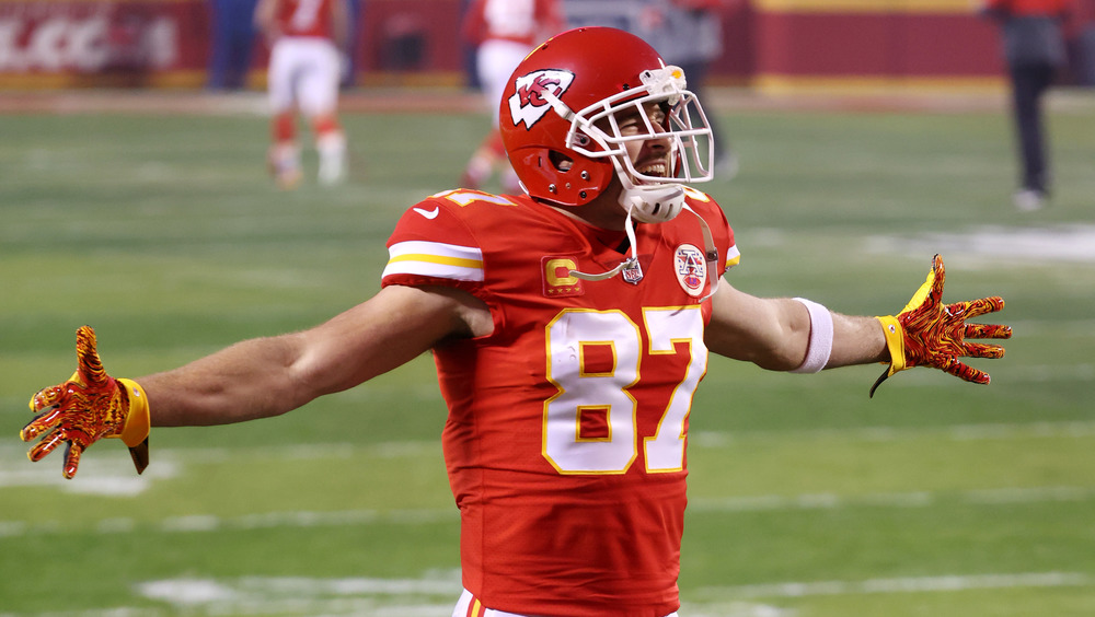 Travis Kelce Kansas City Chiefs
