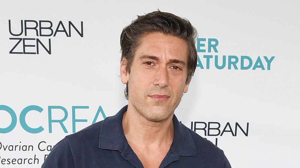 Does David Muir Like Being Called the Brad Pitt of News