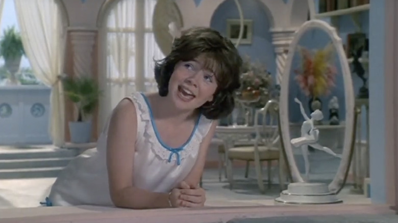 Aileen Quinn in the Frog Prince