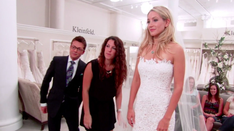 26+ Say yes to the dress consultant claudia fired info