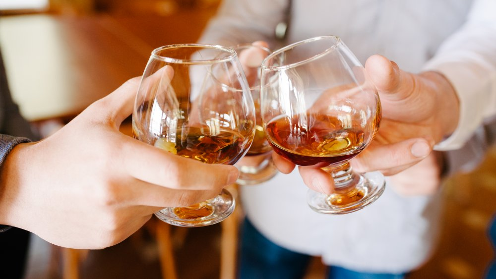 If you drink brandy every night, this is what happens to your body