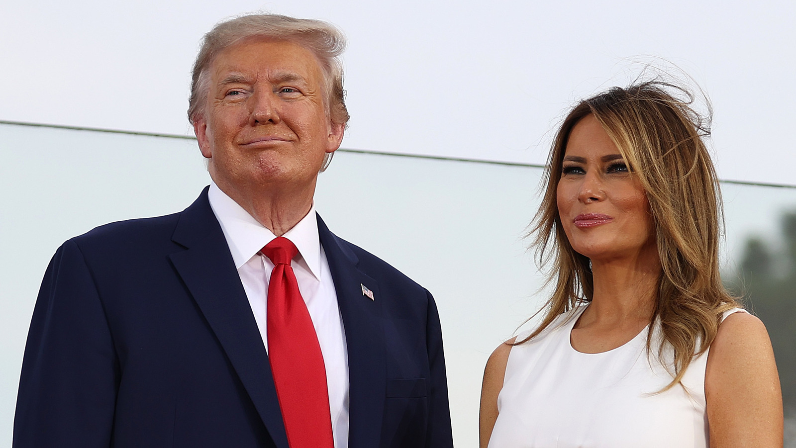 Why Melania Was Never The Same After Marrying Donald Trump