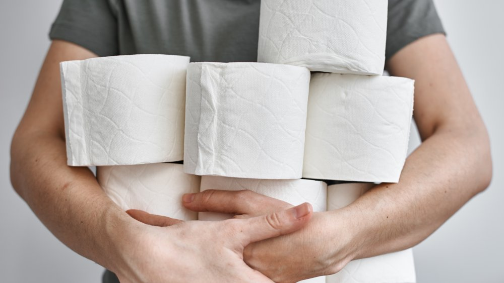 You should never buy Walmart's Great Value toilet paper. Here's why