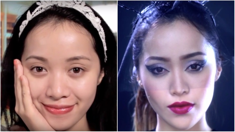 YouTube stars unrecognizable without makeup